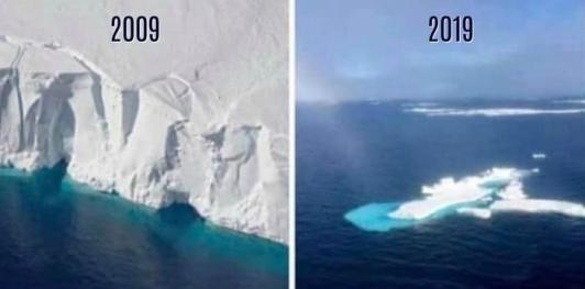 icecaps