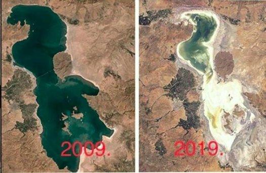 irans environment